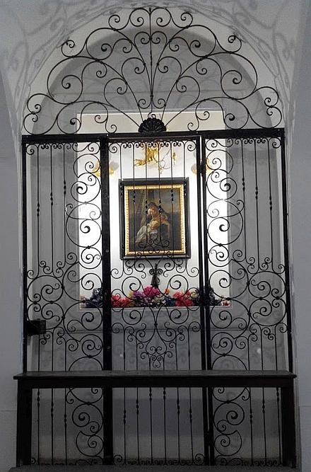 シェーンブルン宮殿のチャペル
