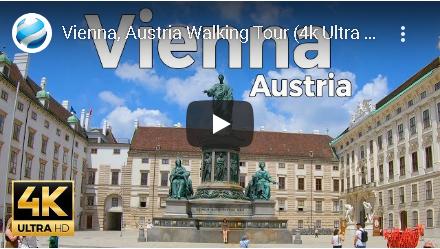 Vienna, Austria Walking Tour